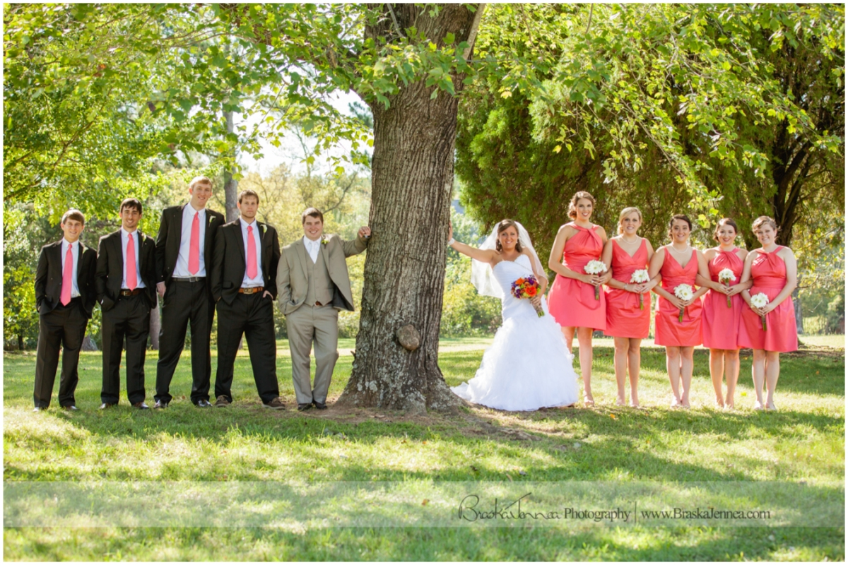 Alabama wedding breanna david huntsville al wedding for Wedding dresses huntsville al