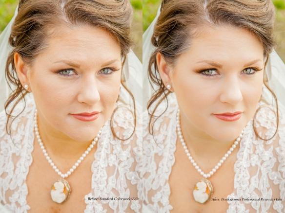 Choosing a Wedding Photographer Editing Retouching Photo