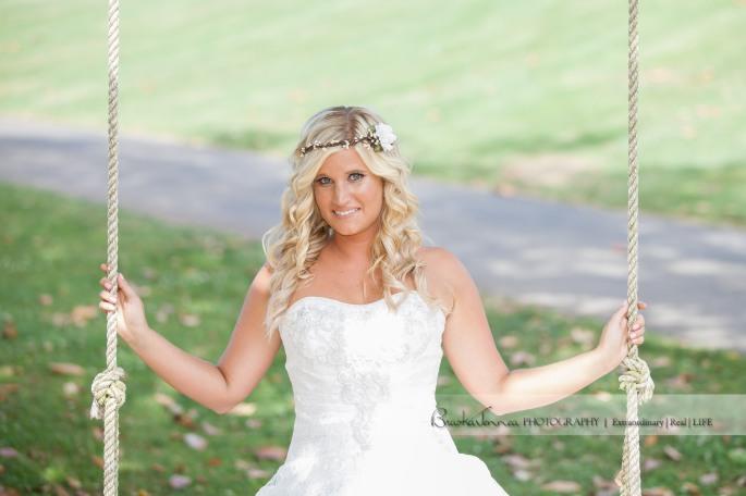 BraskaJennea Photography - Stewart Bridal - Knoxville, TN Wedding Photographer-1