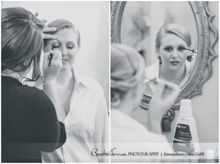 A little snap my Second Shooter grabbed of me fixing the Bride's eyeliner!  I'ma  stickler for excellent wedding make-up...all you have to do is ask ;)