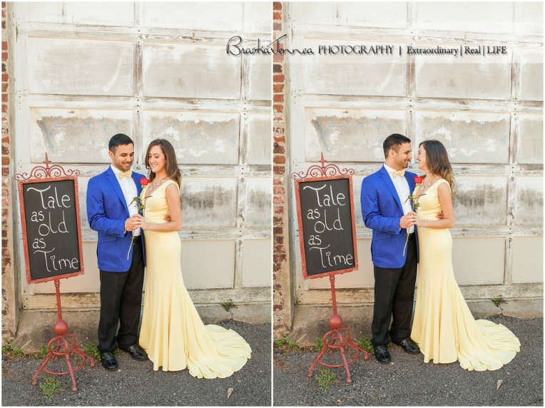 Disney Beauty and the Beast Themed Southern Spring Engagement- Knoxville Wedding Photographer - BraskaJennea Photography_0056