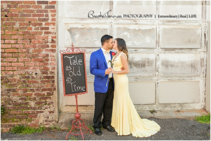 Disney Beauty and the Beast Themed Southern Spring Engagement- Knoxville Wedding Photographer - BraskaJennea Photography_0057
