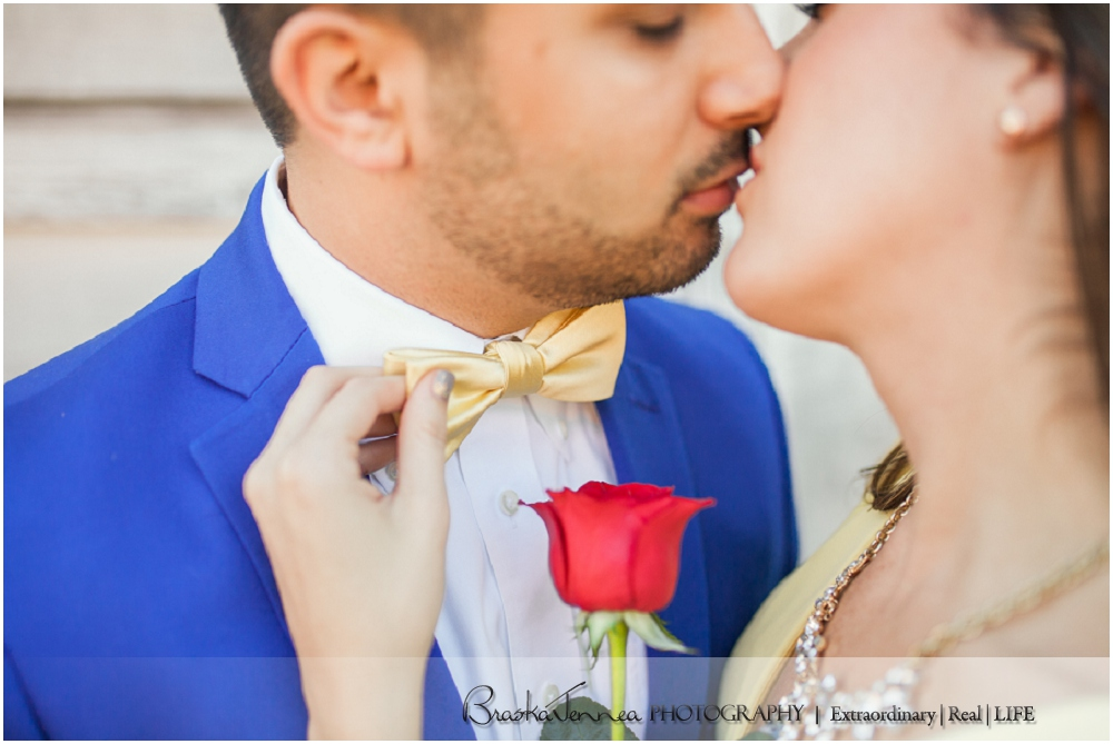 a disney beauty and the beast themed engagement whitney cody pt