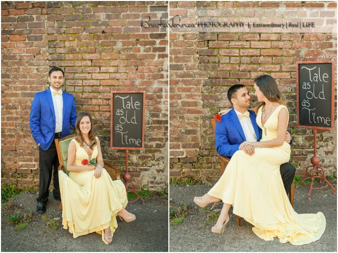 Disney Beauty and the Beast Themed Southern Spring Engagement- Knoxville Wedding Photographer - BraskaJennea Photography_0060