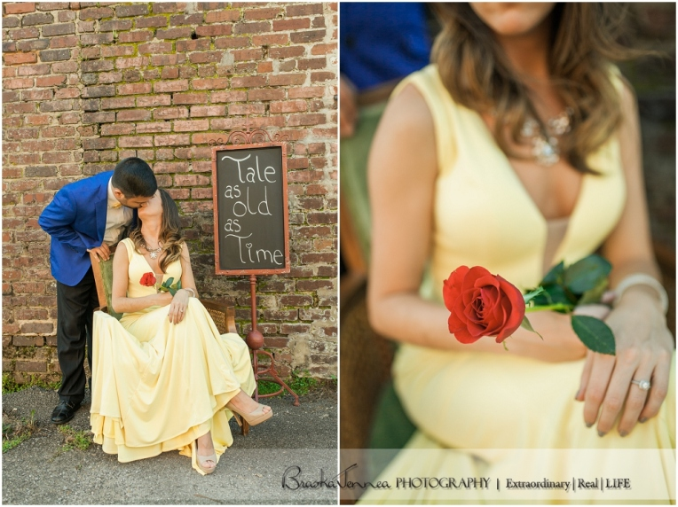 Disney Beauty and the Beast Themed Southern Spring Engagement- Knoxville Wedding Photographer - BraskaJennea Photography_0061