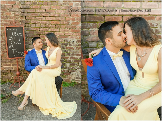 Disney Beauty and the Beast Themed Southern Spring Engagement- Knoxville Wedding Photographer - BraskaJennea Photography_0062