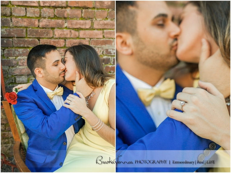 Disney Beauty and the Beast Themed Southern Spring Engagement- Knoxville Wedding Photographer - BraskaJennea Photography_0063