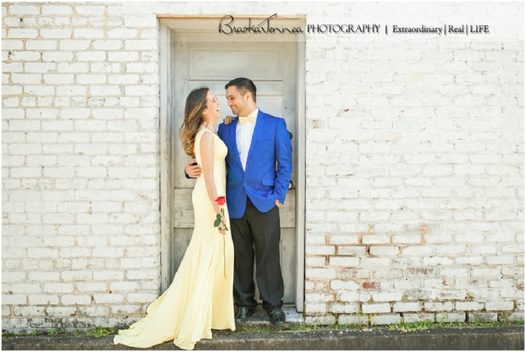 Disney Beauty and the Beast Themed Southern Spring Engagement- Knoxville Wedding Photographer - BraskaJennea Photography_0070