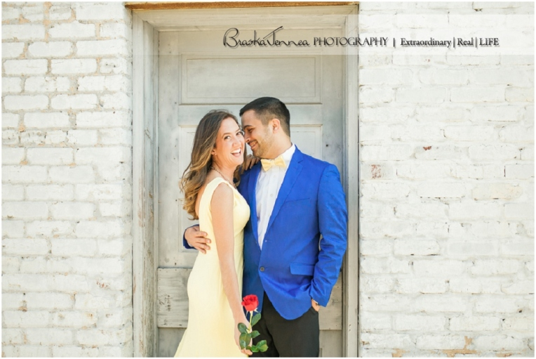 Disney Beauty and the Beast Themed Southern Spring Engagement- Knoxville Wedding Photographer - BraskaJennea Photography_0072