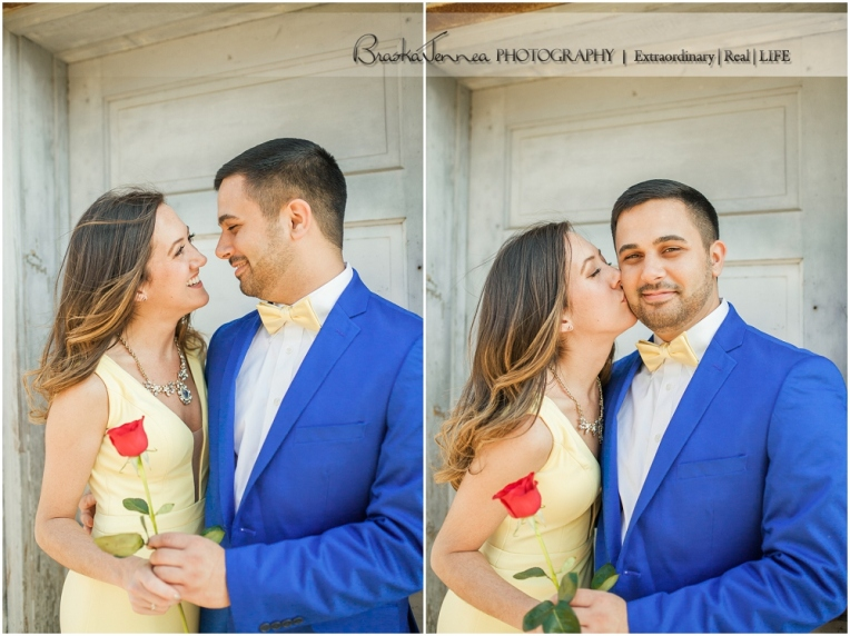 Disney Beauty and the Beast Themed Southern Spring Engagement- Knoxville Wedding Photographer - BraskaJennea Photography_0073