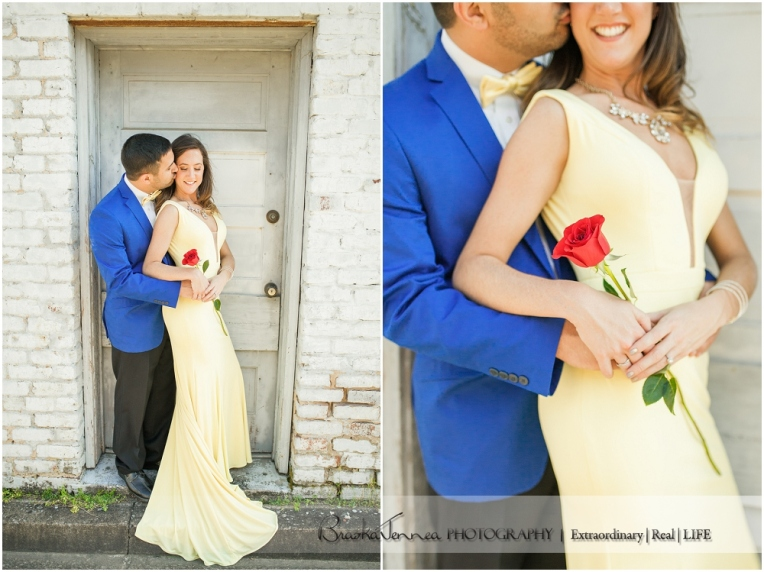 Disney Beauty and the Beast Themed Southern Spring Engagement- Knoxville Wedding Photographer - BraskaJennea Photography_0075