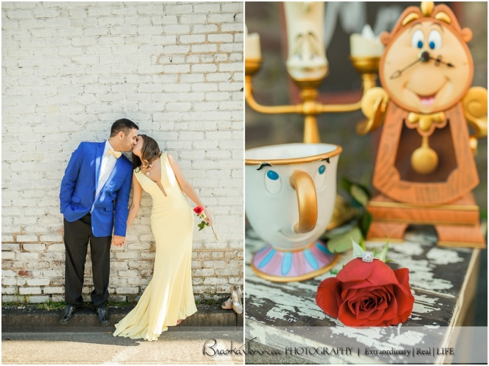 Disney Beauty and the Beast Themed Southern Spring Engagement- Knoxville Wedding Photographer - BraskaJennea Photography_0078