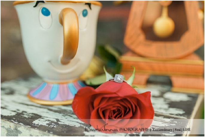 Disney Beauty and the Beast Themed Southern Spring Engagement- Knoxville Wedding Photographer - BraskaJennea Photography_0079