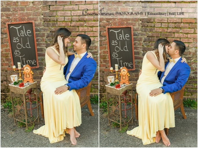 Disney Beauty and the Beast Themed Southern Spring Engagement- Knoxville Wedding Photographer - BraskaJennea Photography_0080