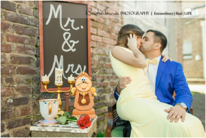 Disney Beauty and the Beast Themed Southern Spring Engagement- Knoxville Wedding Photographer - BraskaJennea Photography_0081