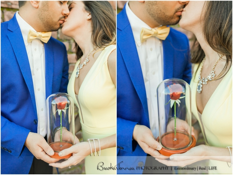 Disney Beauty and the Beast Themed Southern Spring Engagement- Knoxville Wedding Photographer - BraskaJennea Photography_0083