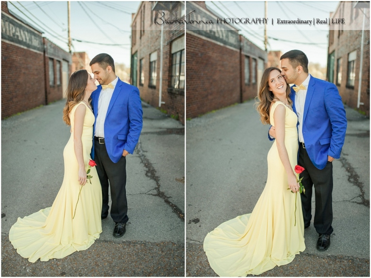 Disney Beauty and the Beast Themed Southern Spring Engagement- Knoxville Wedding Photographer - BraskaJennea Photography_0084