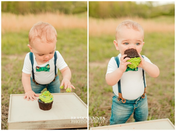 A First Birthday Cake Smash with a Splish Splash - Charleston Family Photographer - BraskaJennea Photography_0024.jpg