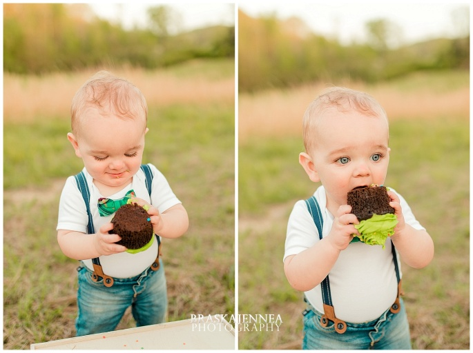 A First Birthday Cake Smash with a Splish Splash - Charleston Family Photographer - BraskaJennea Photography_0025.jpg