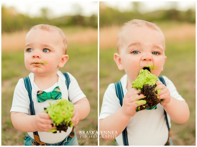 A First Birthday Cake Smash with a Splish Splash - Charleston Family Photographer - BraskaJennea Photography_0030.jpg