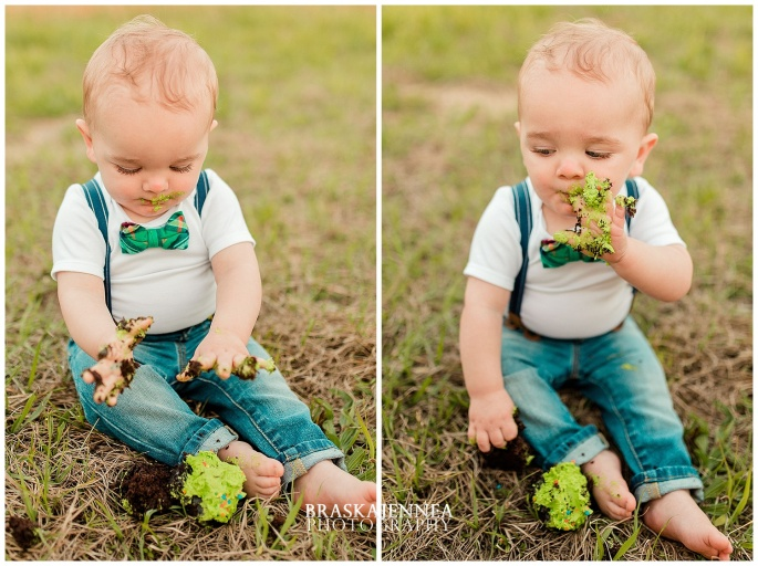 A First Birthday Cake Smash with a Splish Splash - Charleston Family Photographer - BraskaJennea Photography_0032.jpg