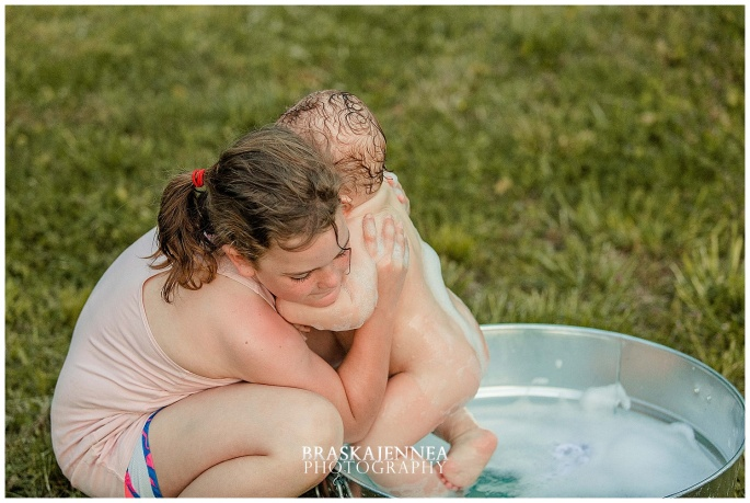 A First Birthday Cake Smash with a Splish Splash - Charleston Family Photographer - BraskaJennea Photography_0051.jpg