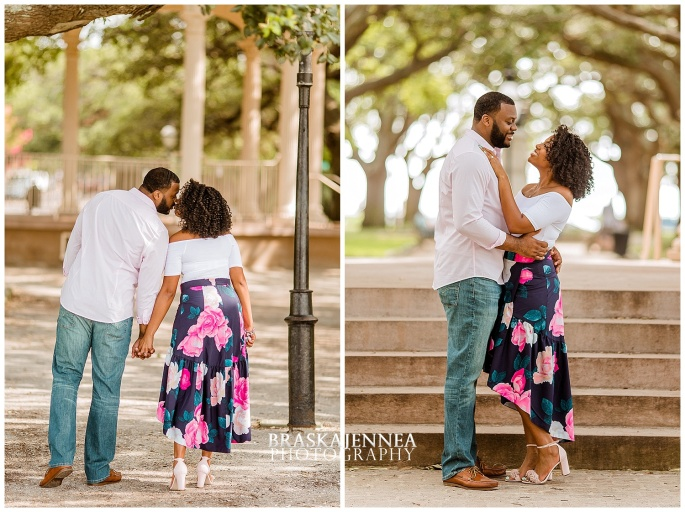 A Romantic Downtown Charleston Engagement - Charleston Wedding Photographer - BraskaJennea Photography_0010.jpg