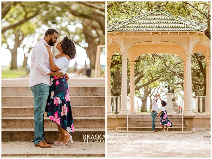 A Romantic Downtown Charleston Engagement - Charleston Wedding Photographer - BraskaJennea Photography_0012.jpg