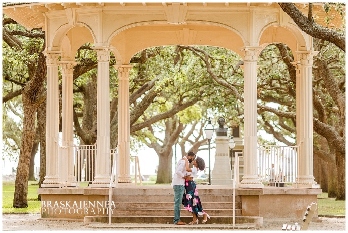 A Romantic Downtown Charleston Engagement - Charleston Wedding Photographer - BraskaJennea Photography_0013.jpg