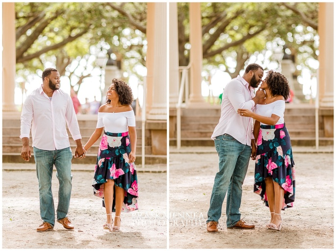 A Romantic Downtown Charleston Engagement - Charleston Wedding Photographer - BraskaJennea Photography_0014.jpg