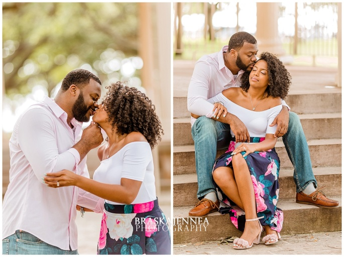 A Romantic Downtown Charleston Engagement - Charleston Wedding Photographer - BraskaJennea Photography_0015.jpg
