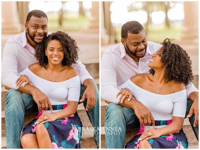 A Romantic Downtown Charleston Engagement - Charleston Wedding Photographer - BraskaJennea Photography_0016.jpg