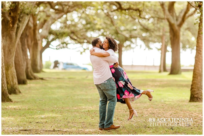 A Romantic Downtown Charleston Engagement - Charleston Wedding Photographer - BraskaJennea Photography_0019.jpg