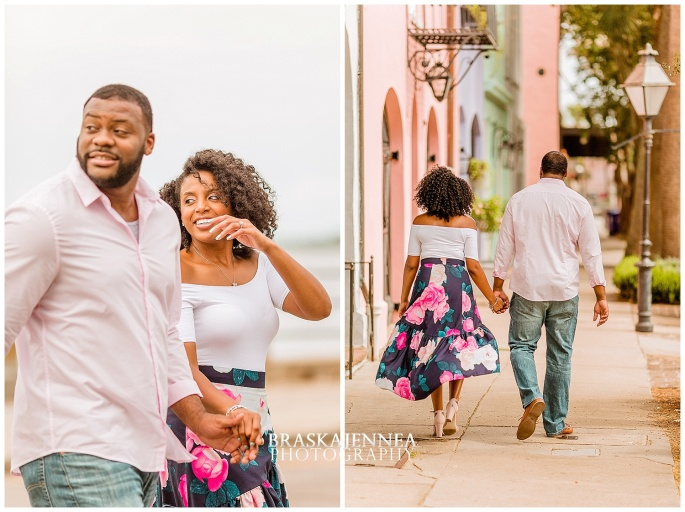 A Romantic Downtown Charleston Engagement - Charleston Wedding Photographer - BraskaJennea Photography_0027.jpg