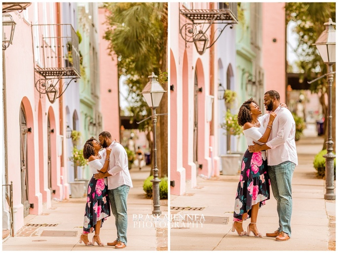 A Romantic Downtown Charleston Engagement - Charleston Wedding Photographer - BraskaJennea Photography_0028.jpg