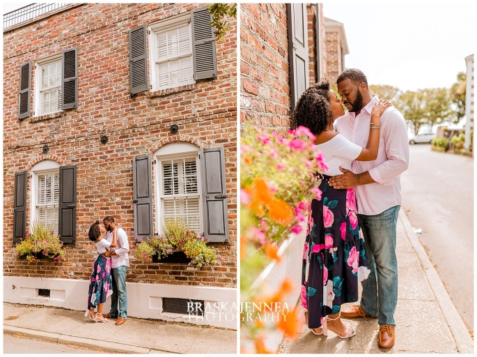 A Romantic Downtown Charleston Engagement - Charleston Wedding Photographer - BraskaJennea Photography_0032.jpg