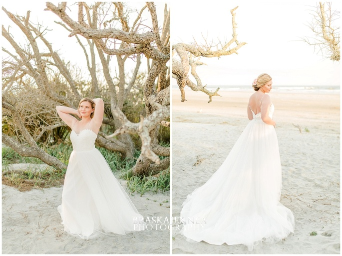 Beachy Curvy Bridal Styled Session - Charleston Wedding Photographer - BraskaJennea Photography_0017.jpg