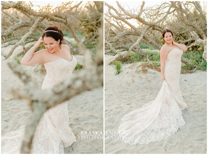 Beachy Curvy Bridal Styled Session - Charleston Wedding Photographer - BraskaJennea Photography_0019.jpg
