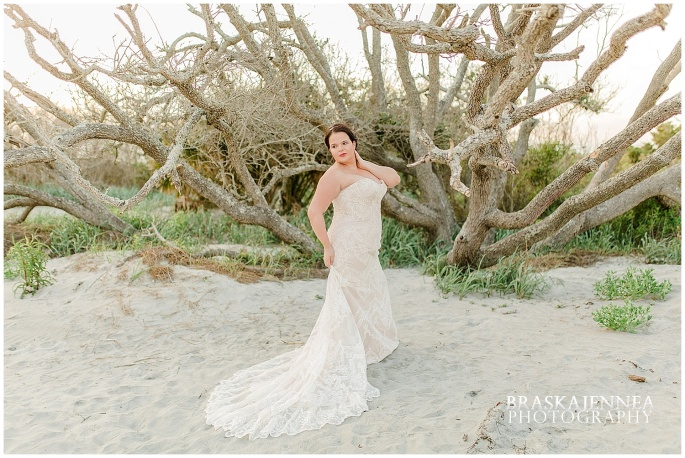 Beachy Curvy Bridal Styled Session - Charleston Wedding Photographer - BraskaJennea Photography_0020.jpg