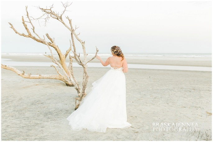 Beachy Curvy Bridal Styled Session - Charleston Wedding Photographer - BraskaJennea Photography_0034.jpg