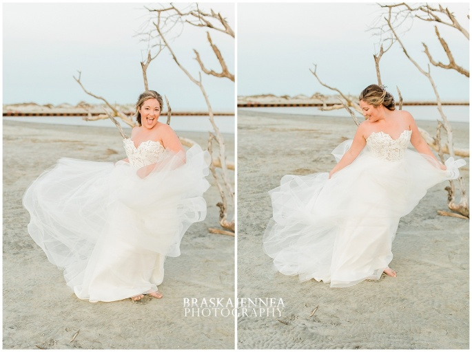 Beachy Curvy Bridal Styled Session - Charleston Wedding Photographer - BraskaJennea Photography_0035.jpg