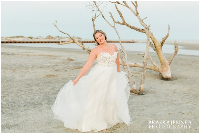 Beachy Curvy Bridal Styled Session - Charleston Wedding Photographer - BraskaJennea Photography_0036.jpg