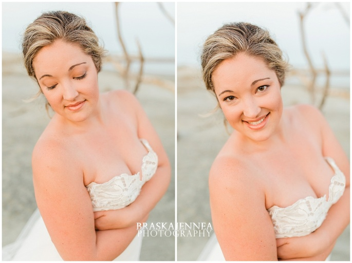 Beachy Curvy Bridal Styled Session - Charleston Wedding Photographer - BraskaJennea Photography_0038.jpg