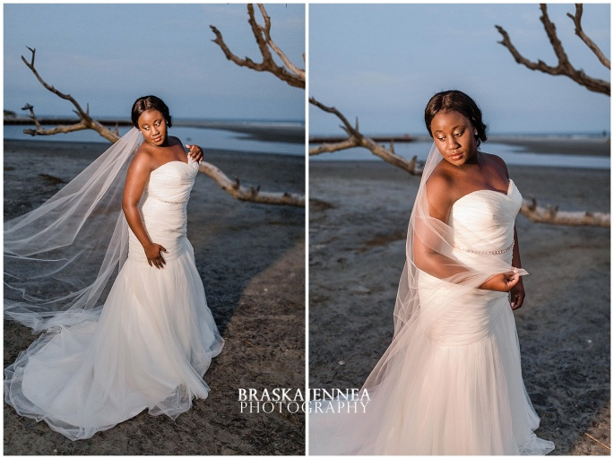 Beachy Curvy Bridal Styled Session - Charleston Wedding Photographer - BraskaJennea Photography_0047.jpg