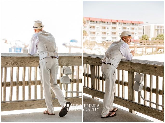 A Tybee Island Beach Wedding with a Brice Hotel Reception - Savannah Wedding Photographer - BraskaJennea Photography_0020.jpg