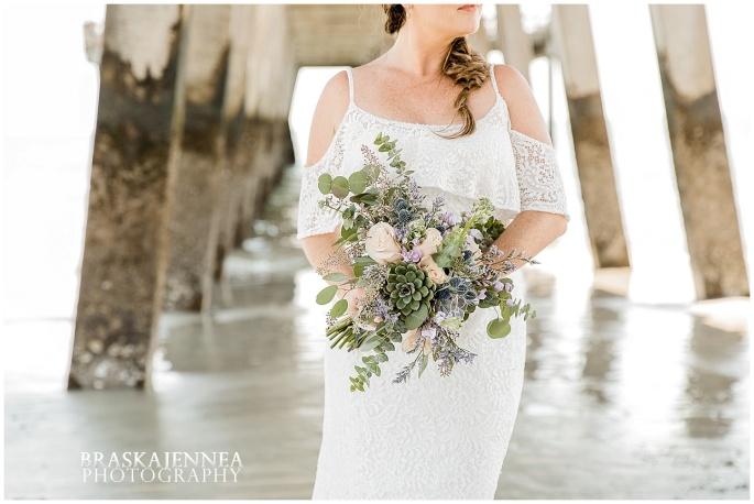 A Tybee Island Beach Wedding with a Brice Hotel Reception - Savannah Wedding Photographer - BraskaJennea Photography_0027.jpg