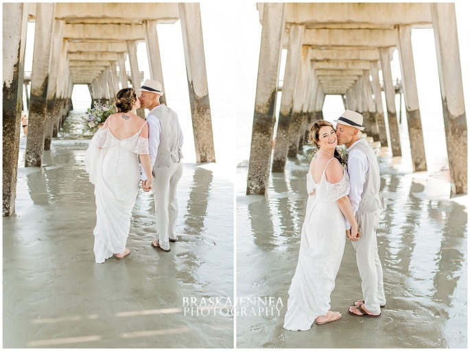 A Tybee Island Beach Wedding with a Brice Hotel Reception - Savannah Wedding Photographer - BraskaJennea Photography_0036.jpg