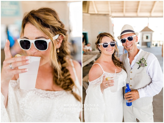 A Tybee Island Beach Wedding with a Brice Hotel Reception - Savannah Wedding Photographer - BraskaJennea Photography_0037.jpg