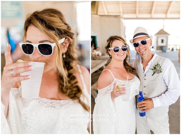 A Tybee Island Beach Wedding with a Brice Hotel Reception - Savannah Wedding Photographer - BraskaJennea Photography_0037.jpg