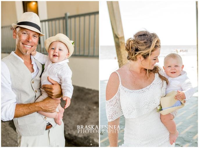 A Tybee Island Beach Wedding with a Brice Hotel Reception - Savannah Wedding Photographer - BraskaJennea Photography_0039.jpg